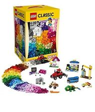 LEGO 10697 Classic - Large Creative Box with 1500 Pieces! Mixed Bricks