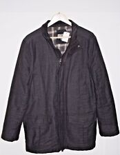 Men's Designer Wolsey Warm Winter Casual Quilted Jacket Vintage Smart Style L