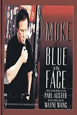 PAUL AUSTER 2 screenplays Smoke & Blue in the Face TPB 1995 1st Ed movie stills