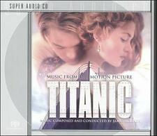 MUSIC FROM THE MOTION PICTURE TITANIC JAMES HORNER CD