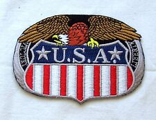 Aufnäher USA Eagle Patch United States of America Weißkopfseeadler Adler