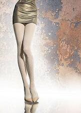 LARGE Vadima 60 den tights by Fiore, 3D Cream Opaque Pantyhose