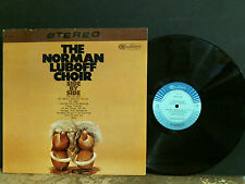 NORMAN LUBOFF CHOIR  Side By Side  L.P.  Stereo US pressing   Lovely copy!