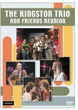Kingston Trio and Friends Reunion (2003, REGION 1 DVD New)
