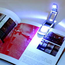 Bright clip on LED Book Light reading Booklight lamp bulb For Kindle FE