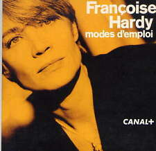 FRANCOISE HARDY -  Mode d'emploi  - CD Single - Promo