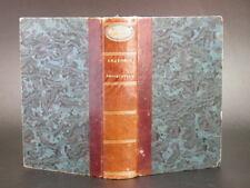 BAYLE Manuel d'Anatomie Descriptive Organes Neurosyphilis MEDECINE Relié 1826