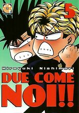 MANGA - Due Come Noi N° 5 - Hiro Collection 24 - Goen - NUOVO