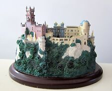 LENOX  PENA PALACE PORTUGAL GREAT CASTLES OF THE WORLD FIGURINE 1997 IN BOX