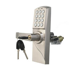 Digital Electronic/Code Keyless Keypad Security Entry Door Lock Right Handle New