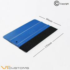 Felt Edge Squeegee Application Tool Vinyl Car Wrap Vehicle Wraping [B022014]