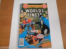 World's Finest Comics 249 VF/NM 1970s Bronze Age comic The Creeper HIGH GRADE