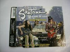 SANTANA - THE GAME OF LOVE - CD SINGLE NEW UNPLAYED 2002 - MICHELLE BRANCH