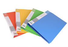 Best Quality Plastic Display File / Leaf Document file - with - 60 Leaf Set of 2