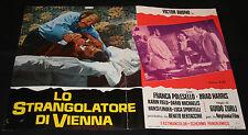 Fotobusta - Lo strangolatore di Vienna di Guido Zurli, con Victor Buono