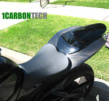 06 07 2006 2007 SUZUKI GSXR 600 750 CARBON FIBER TAIL LIGHT COWL FAIRINGS