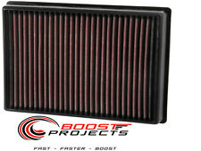 K&N Washable Lifetime Performance Air Filters / 13-16 Lincoln MKZ / 33-5000