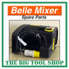 Genuine Belle Minimix 150 110v Electric Motor Kit For Mini Mix Cement Mixer