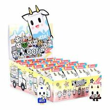 Tokidoki Moofia Series 2 Vinyl Figure Full Display Case of 24 Blind Boxes