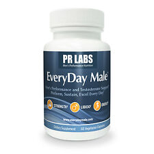 EveryDay Male - Daily Men's Testosterone and Performance Support Supplement!
