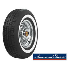 "AMERICAN CLASSIC Narrow Whitewall P225/75R15 102S (1.6"") (Quantity of 4)"
