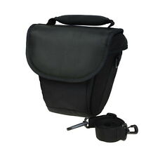 Nylon DSLR Case Bag For Nikon Canon Panasonic Olympus Sony