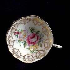 Paragon Cup Only (No saucer) Vintage Porcelain Teacup B 108K Flowers Rose