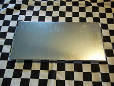 1 NEW- 8 X 16 INCH HVAC DUCT WORK END CAP GALVANIZED SHEET METAL BUILDING SUPPLY