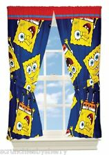 Spongebob Squarepants Curtains Window Treatment Drapes