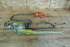 Coffing 3/4 Ton Ratchet Lever Chain Hoist, Come-a-long