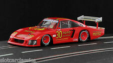 RACER SIDEWAYS PORSCHE 935/78-81 MOBY DICK MOMO RACING 1/32 SLOT CAR SW24