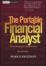 The Portable Financial Analyst: What Practitioners Need to Know, 2nd Edition by