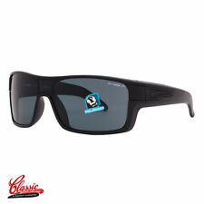ARNETTE SUNGLASSES SHORE HOUSE 4186 41/81 Gloss Black Frame POLARIZED