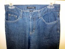 Kenneth Cole Jeans Flare Medium Wash  Size 6P   Lot G1