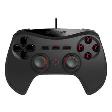 (SL-440400-BK) SPEEDLINK Strike NX Wired Gamepad for PS3, Black