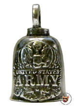 UNITED STATES ARMY MOTORCYCLE GREMLIN RIDE BELL **MADE IN USA**