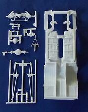 Pro Street 67 Chevelle,Tubbed Chassis, Suspension, and Related Parts 1:25 st024