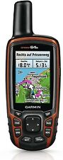 Garmin GPSMAP 64s Worldwide Handheld GPS, GLONASS Receiver, Wireless, BirdsEye