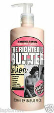 Jabón Y Gloria los justos Butter Body Lotion alisa y suaviza 500ml