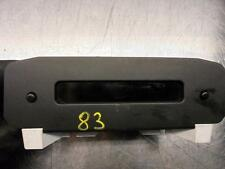 Peugeot 206 Digital Clock Display 9646005377