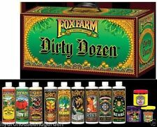 Fox Farm Dirty Dozen Starter Kit Big Bloom Tiger Grow Big Bushdoctor Foxfarm