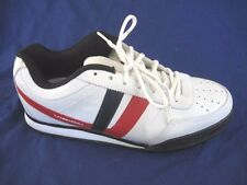Vision Street Wear white black red skate mens sneakers athletic shoes sz 9D