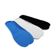 Anti-Slip Orthotic Support Massaging Running Sport Shoe Insoles Pad Cushion JB