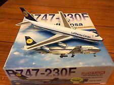 Lufthansa Cargo Boeing 747-200F D-ABYU Aircraft Model 1:400 Scale Dragon Wings