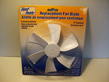 """RV - 6"""" Replacement Fan Blade CCW 1/8"""" D Center Hole(65485)"""