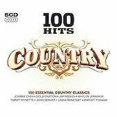 Various - 100 Hits Country (2015)  5CD Box Set  NEW/SEALED  SPEEDYPOST