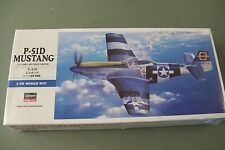 Hasegawa north american P-51 d mustang échelle 1:72 kit
