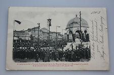 Deutsche Post Türkei Constantinopel a. Offenbach - 27.12.1901 - 3 Tage Laufzeit