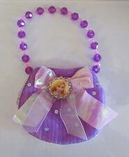Disney Parks Tangled Rapunzel Deluxe Dress Up Costume Sparkle Purse