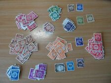 Bundle of hundreds vintage Mixed coins Israeli stamps, see pictures.